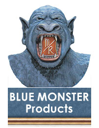 BLUE MONSTER Products